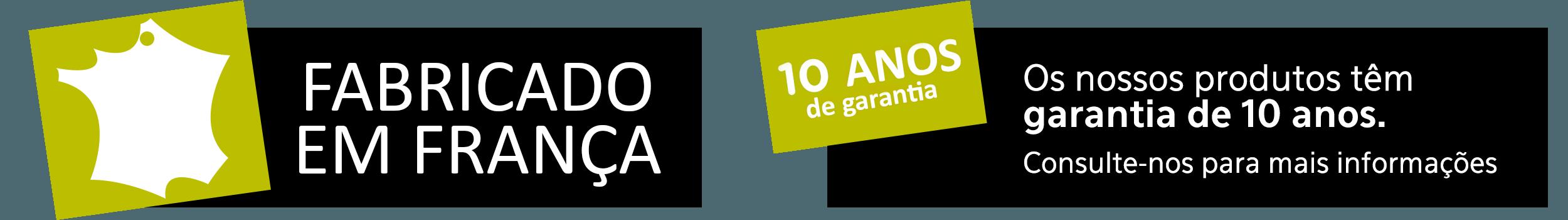 Fichet 10 Anos de Garantia Fabricado em França